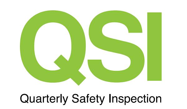 تفتيش السلامة الفصلي (QSI)